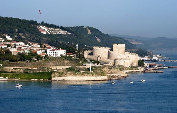 11 Beliebtesten Ausflüge und Aktivitäten aus Istanbul Kilitbahir Festung