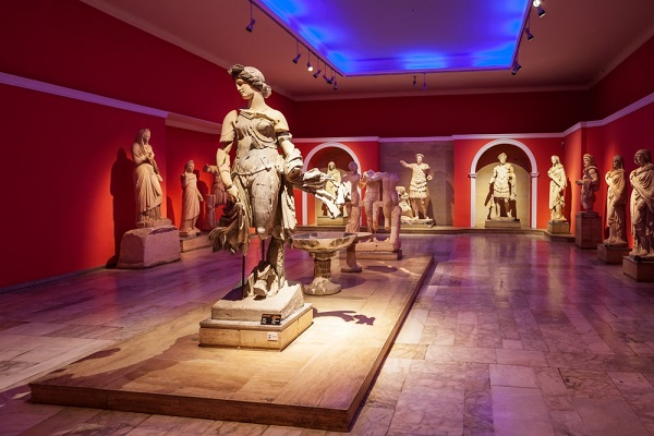 Alanya Archäologisches Museum