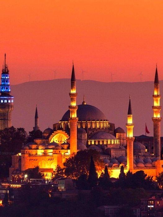 Alte Antike Stadt Istanbul Tour