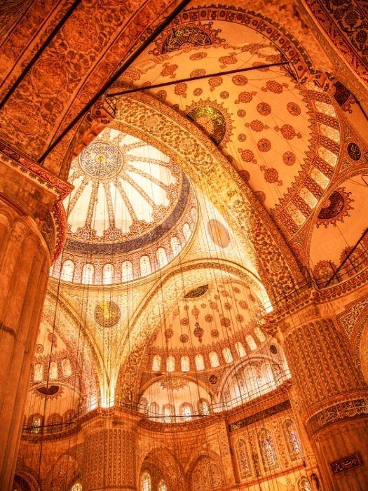 Ausflug Auf den Spuren des Sultans