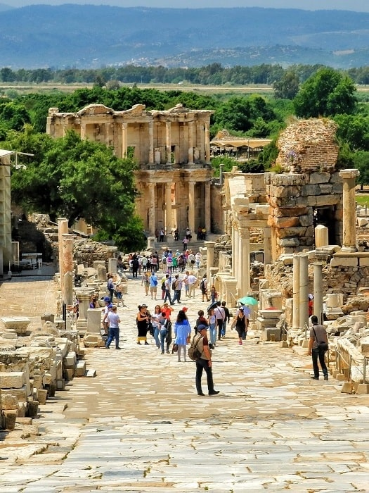 Ausflug von Marmaris nach Ephesus