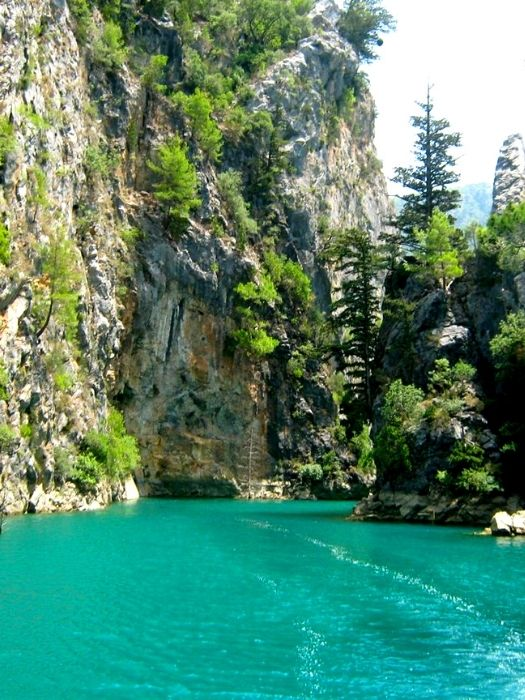 Grünen Canyon Tour Von Antalya