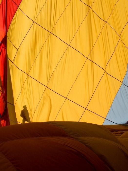 Heißluftballon in Kappadokien