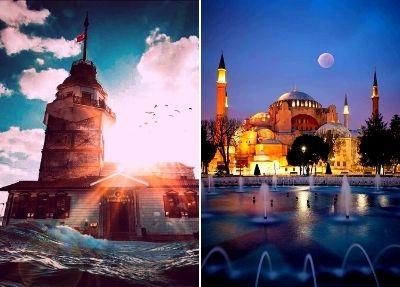 Istanbul Zwei Kontinente Tour