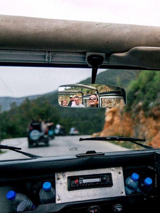 Jeep Safari in Alanya
