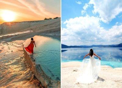 See Salda und Pamukkale von Antalya 1