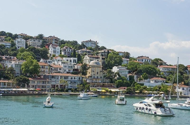 Tagesausflüge & Touren von Istanbul 1. Prinzeninseln