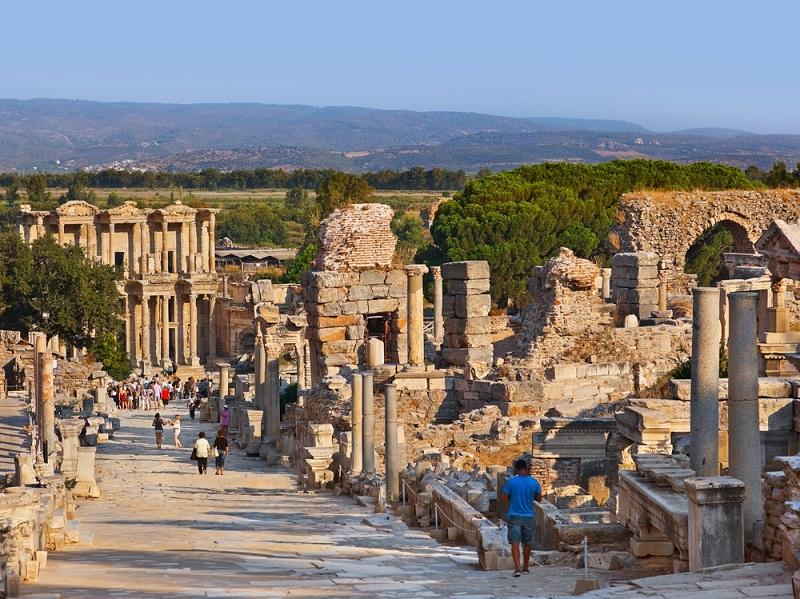 Tagesausflüge & Touren von Istanbul 13. Ephesus