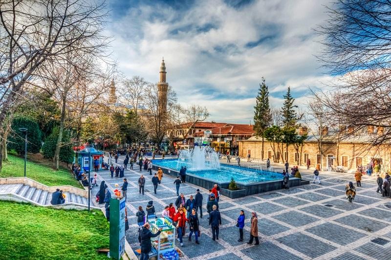 Tagesausflüge & Touren von Istanbul 4. Bursa