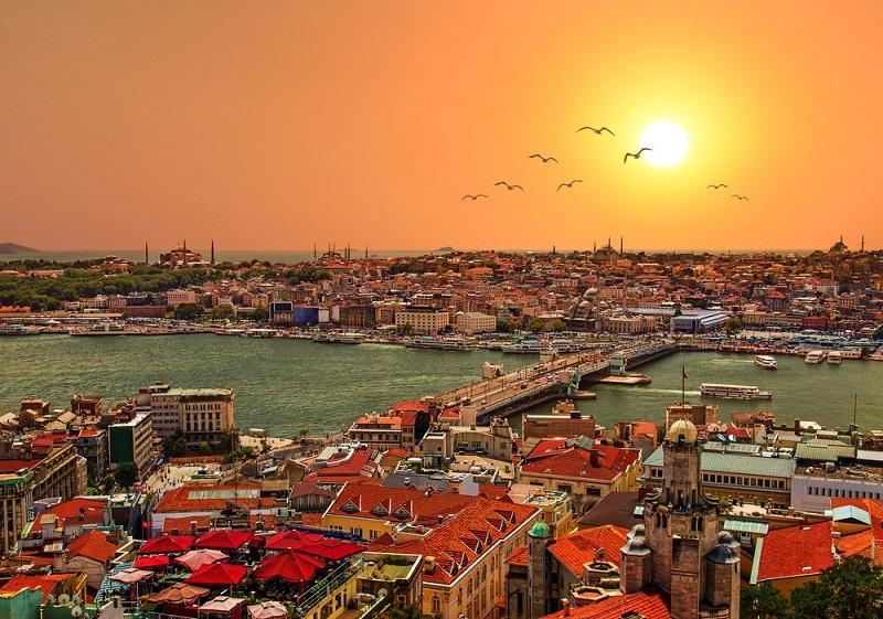 Tagesausflüge & Touren von Istanbul 9. Goldenes Horn