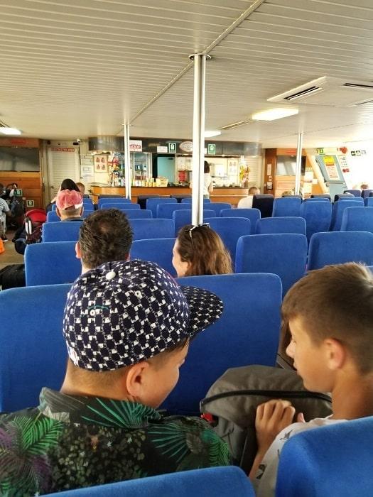Tagesausflug von Marmaris nach Rhodos