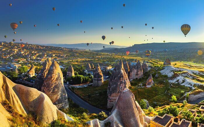 Top 12 Sehenswürdigkeiten undOrte in Kappadokien zu besuchen