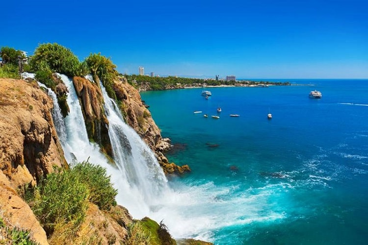 Top Sehenswürdigkeiten in Antalya