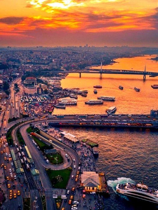 Tour Saint Byzanz in Istanbul 1