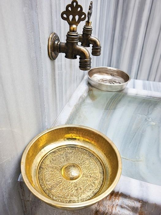Türkisches Bad in Marmaris