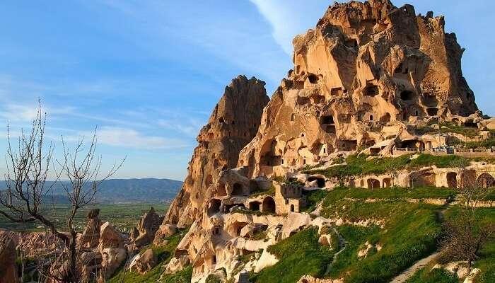 Uchisar Burg