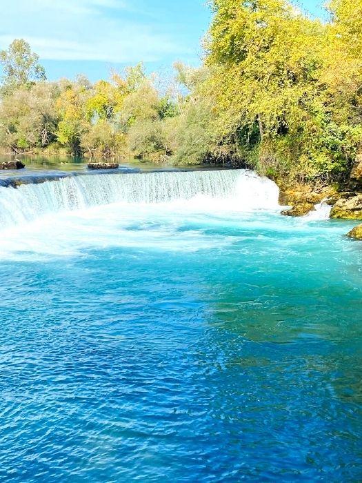 Antalya nach Perge Aspendos Side
