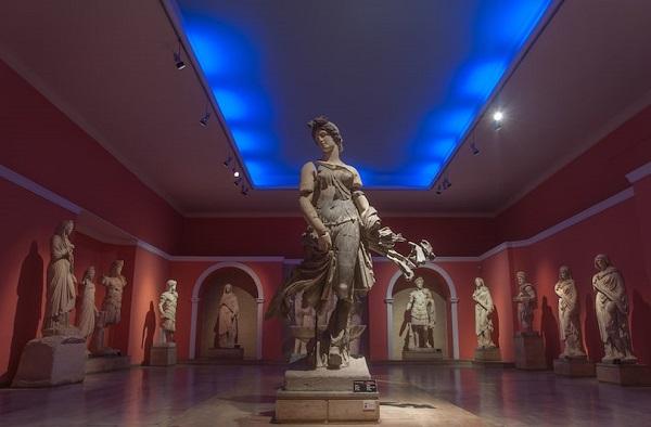 Archäologisches Museum von Antalya