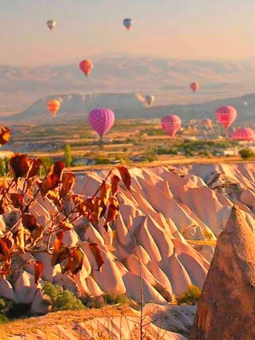 Ausflug von Antalya nach Kappadokien