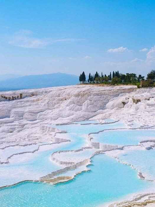Ausflug von Antalya nach Pamukkale und Ephesus