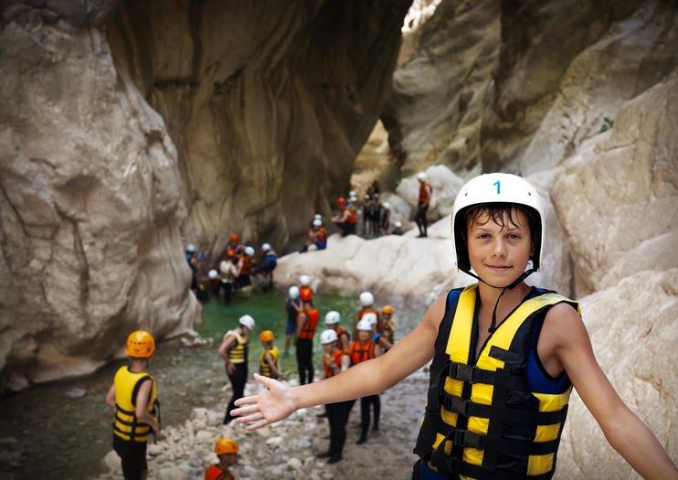 Besuchen Sie den Goynuk Canyon