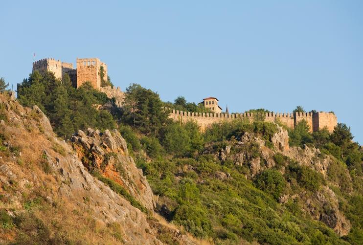 Burg von Kleopatra