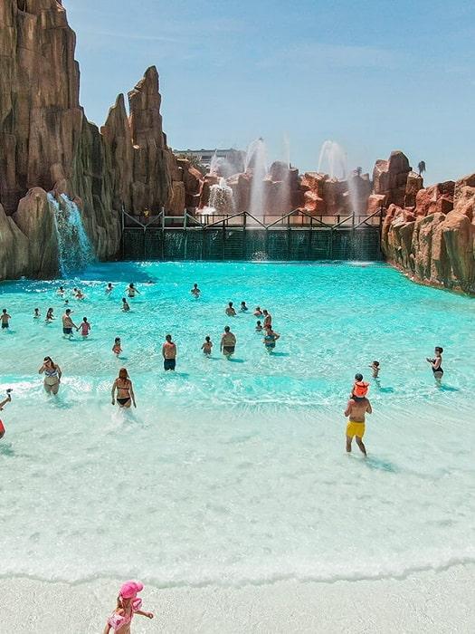 Der Themenpark Land der Legenden in Antalya