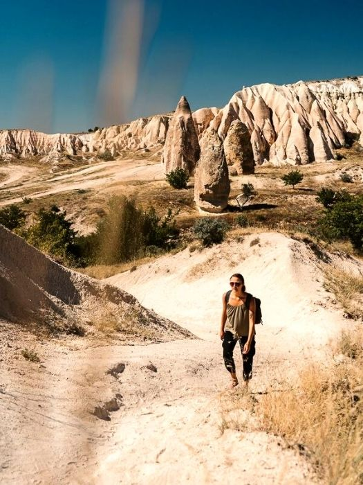 Gelbe Tour in Kappadokien