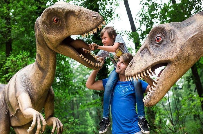 Kemer Dinopark Tour