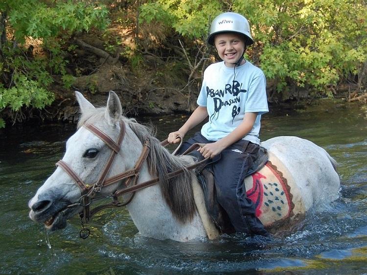 Kemer Pferde-safari