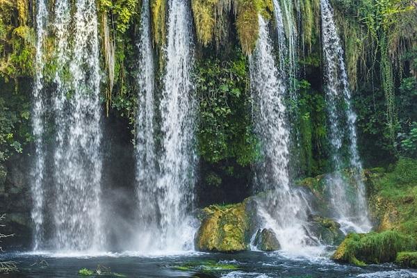 Kursunlu Wasserfälle
