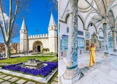 Osmanische Relikte Tour in Istanbul