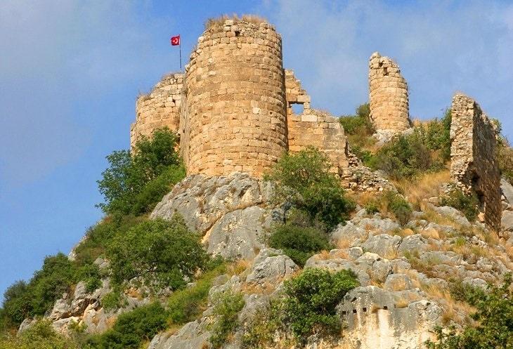 Pamukkale Schloss