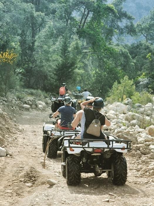 Quad Safari Tour in Side