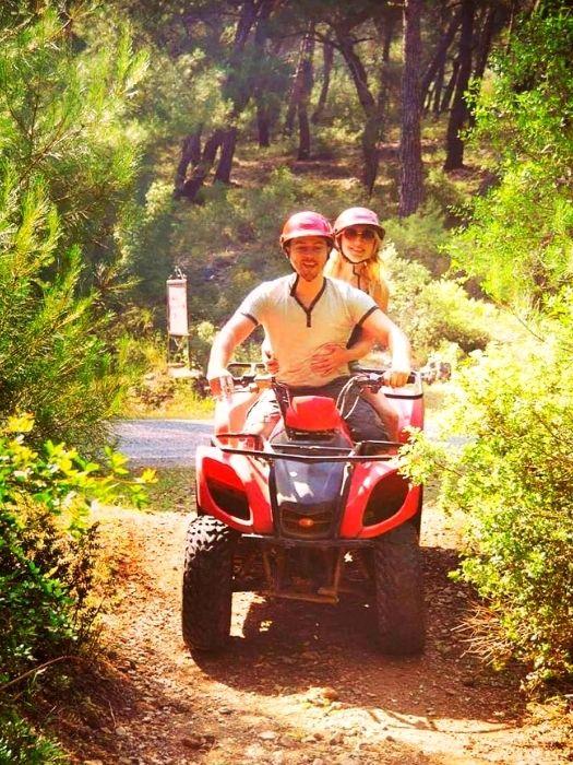 Quad Safari in Antalya