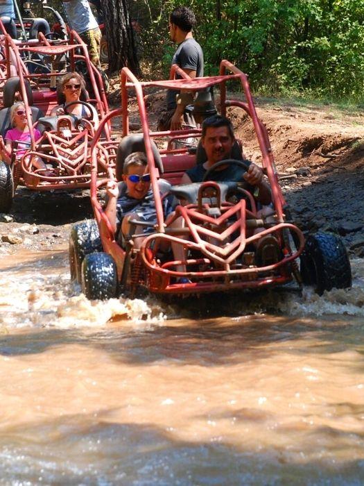 Side Buggy Safari Tour
