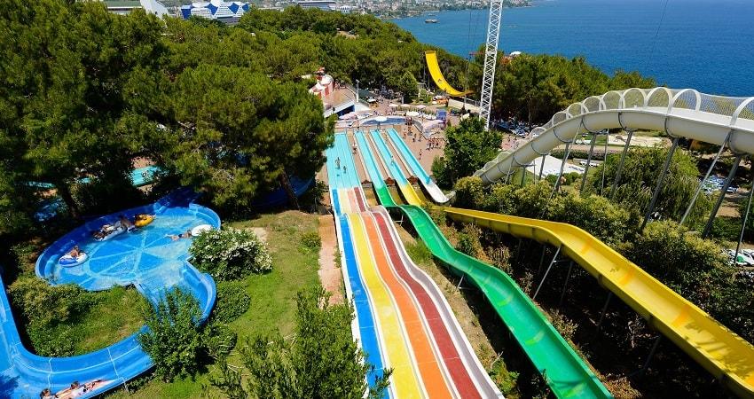 Side Wasserplanet Aquapark
