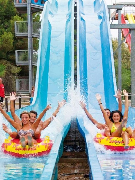Tagesausflug Aqualand & Delphinland in Antalya