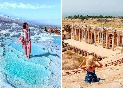 Tagestour von Antalya nach Pamukkale