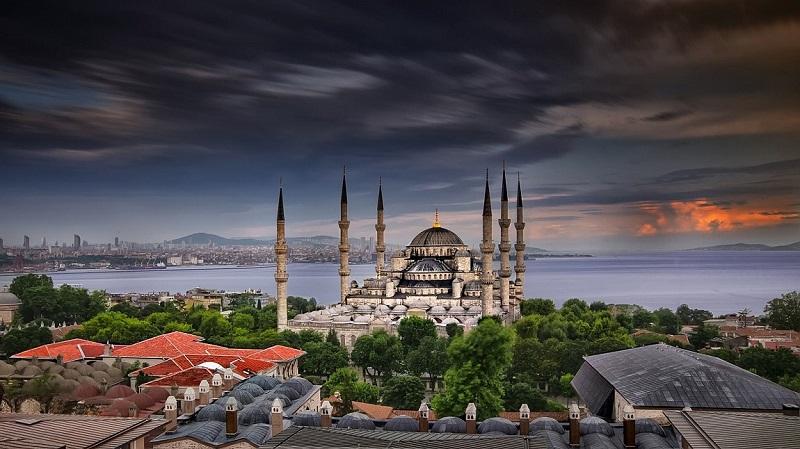 Türkei Reiseführer für Sehenswürdigkeiten