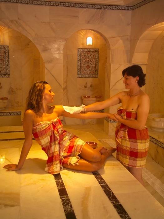 Türkisches Bad in Antalya