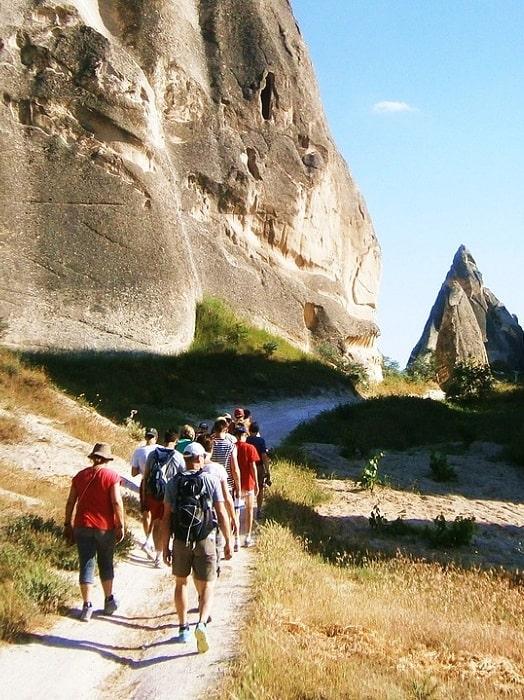Wandern in Kappadokien