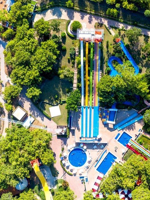 Water Planet Aquapark von Side