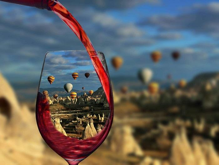 Wein- und Sonnenuntergangstour