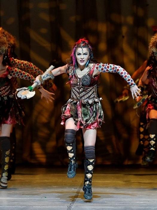 Alanya Feuer von Anatolien Tanzshow