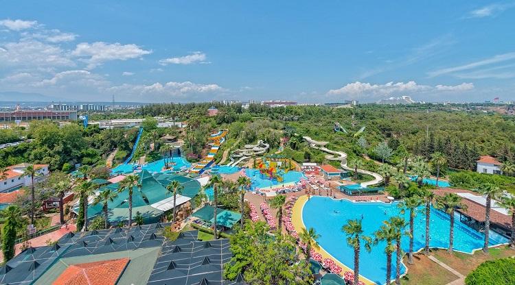 Aqualand & Dolphinland in Antalya