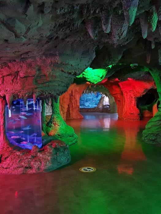 Ausflug ins Aquarium in Istanbul