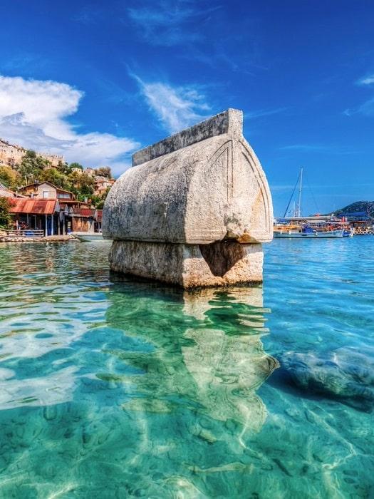 Ausflug von Antalya nach Demre Myra Kekova