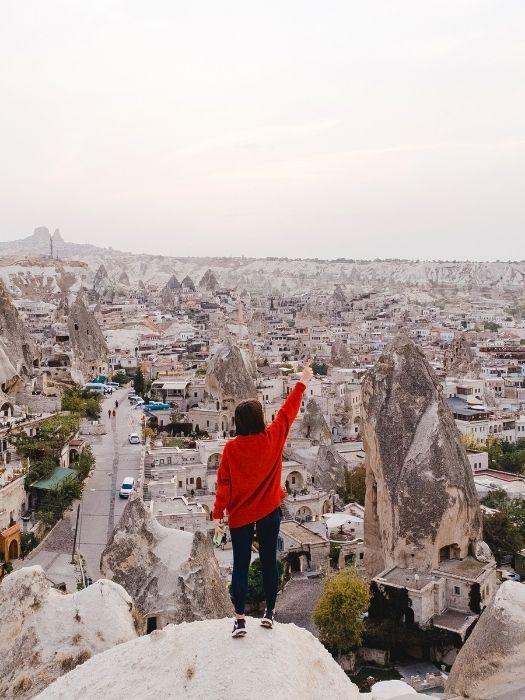 Ausflug von Belek nach Kappadokien