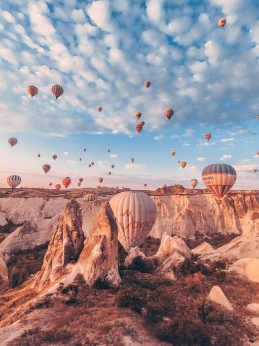 Ausflug von Istanbul nach Kappadokien